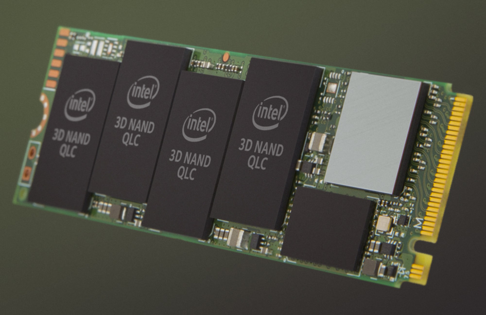 Intel 660p Series SSDPEKNW010T8X1