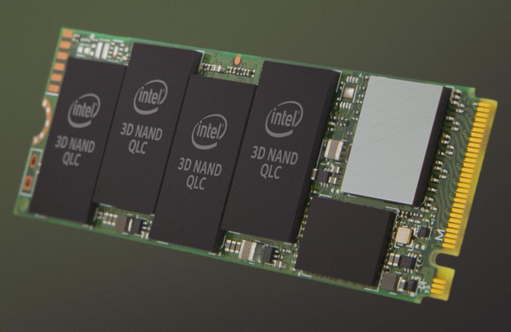 Intel 660p Series SSDPEKNW010T8X1