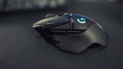 Logitech G502 Wireless